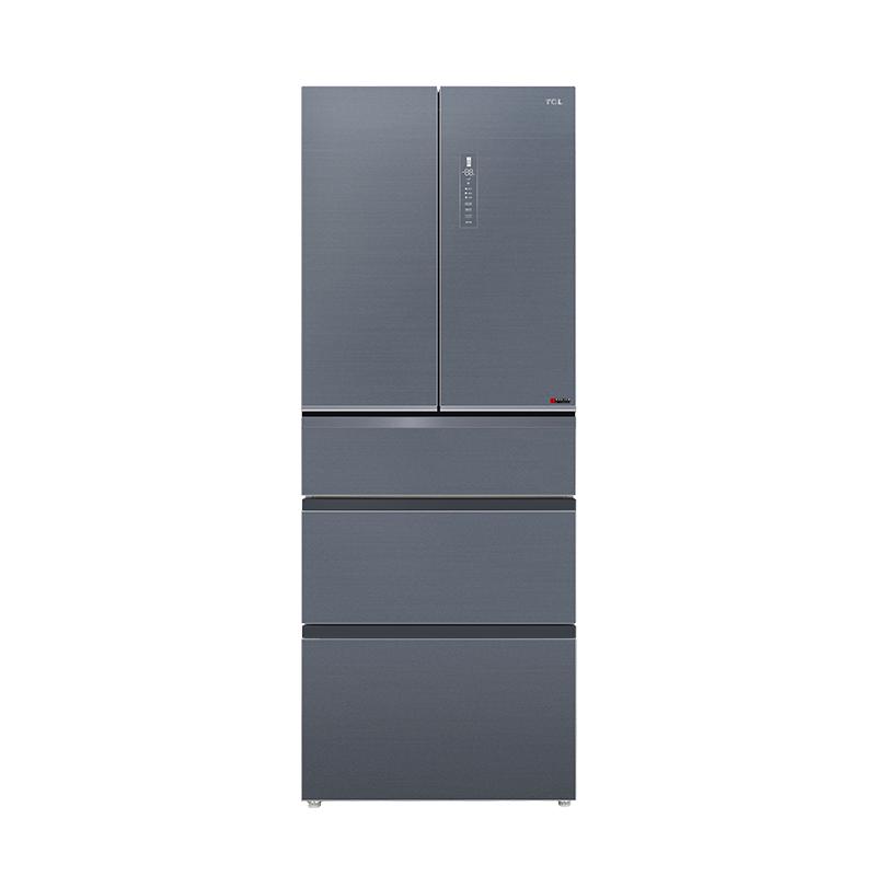 TCL BCD-415C6-E 415升 法式多門冰箱 風冷無霜 變頻節能