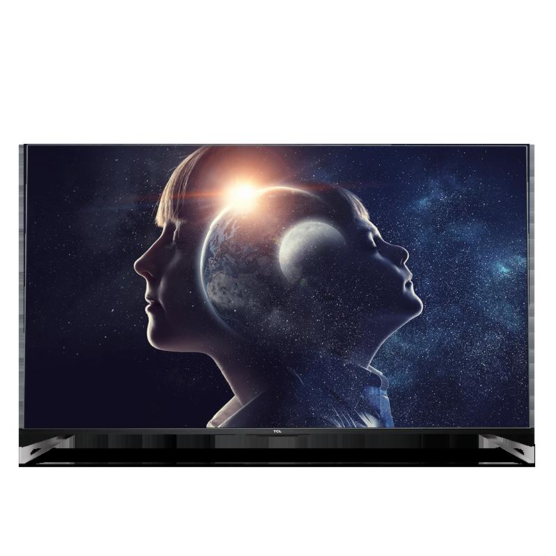 TCL 75D8 75英寸4K全场景AI巨幕私人影院电视