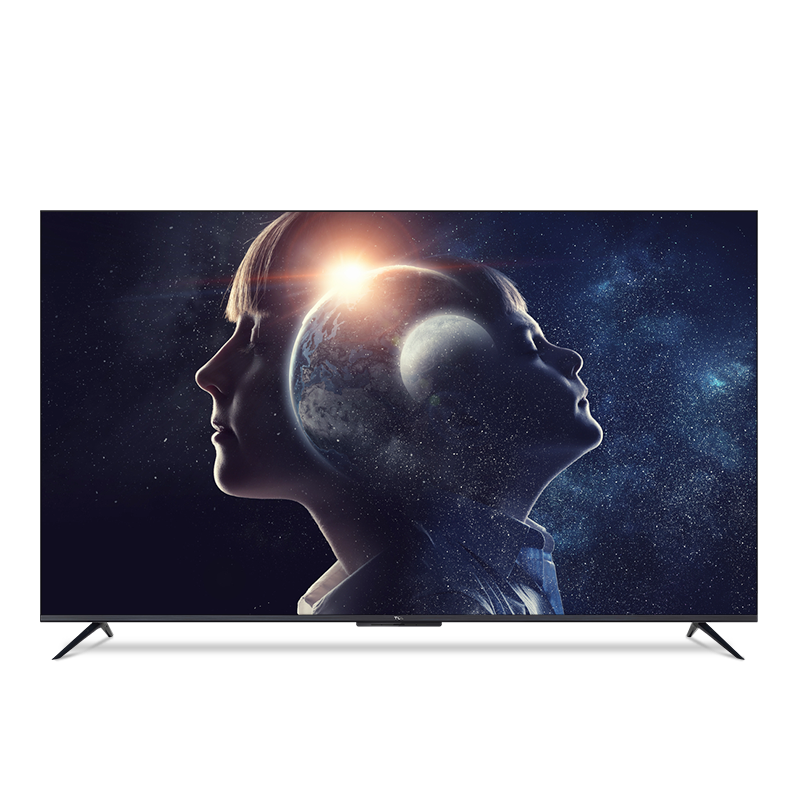 TCL 43D8 43英寸4K全場景AI電視