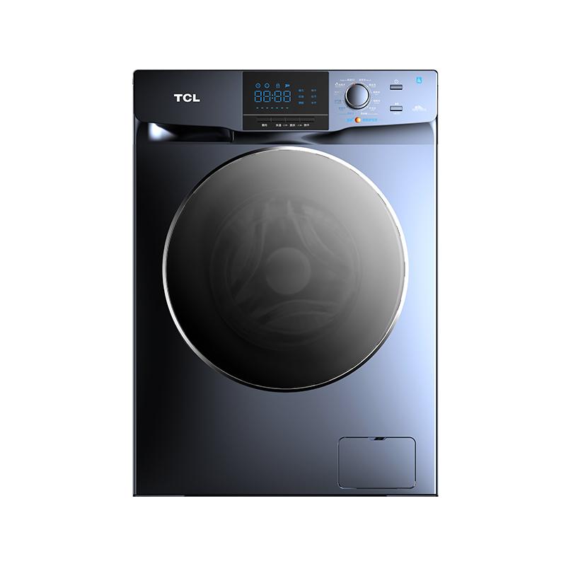 TCL XQG100-123071HB 星云蓝 分类式洗烘一体洗衣机