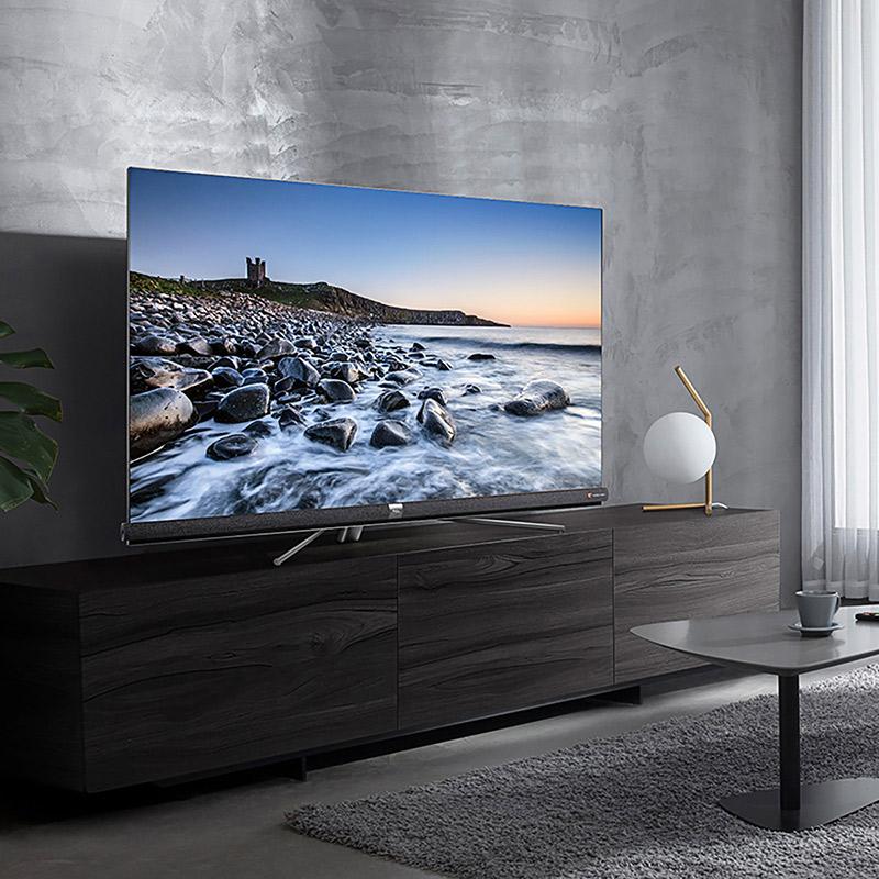 65Q9 65英寸超音畫全場景AI聲控美學智慧屏電視