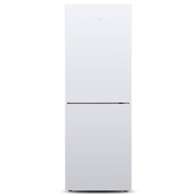 TCL BCD-186WZA50珍珠白 186升风冷无霜双门冰箱