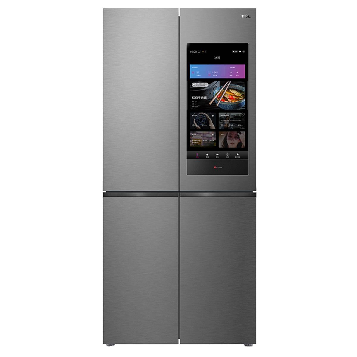 TCL 490C5-U C5大屏急冷式冰箱