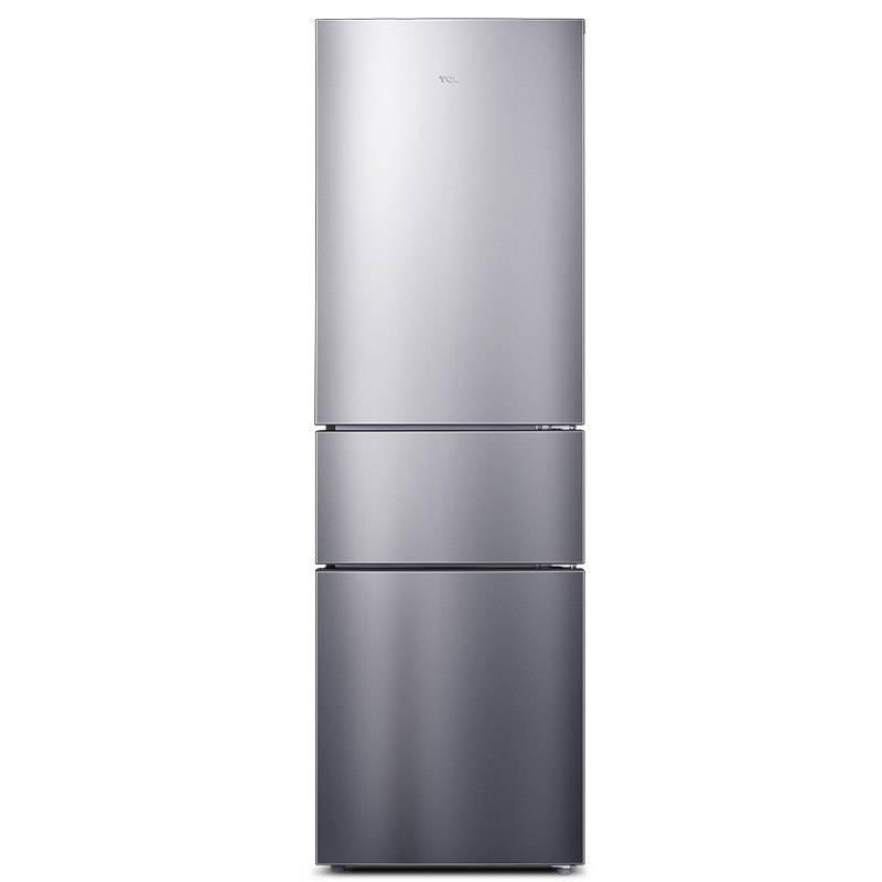 BCD-210TWZ50典雅銀 210升變頻風冷養鮮<span style='color:red'>三門</span>冰箱