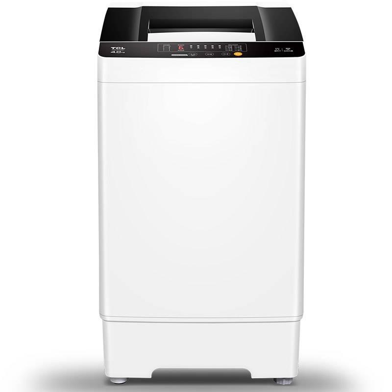 TCL XQB40-36SP亮灰色 4公斤潔凈護衣波輪洗衣機