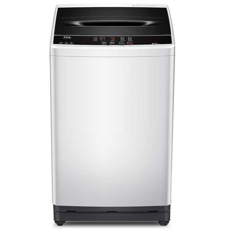 TCL XQB80-36BSP寶石黑 8公斤直驅變頻凈衣<span style='color:red'>波輪</span>洗衣機