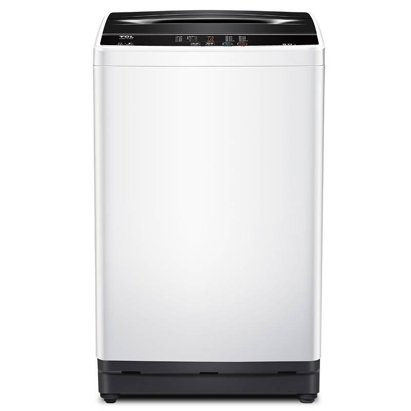 TCL XQB80-1578NS宝石黑 8公斤全自动波轮洗衣机