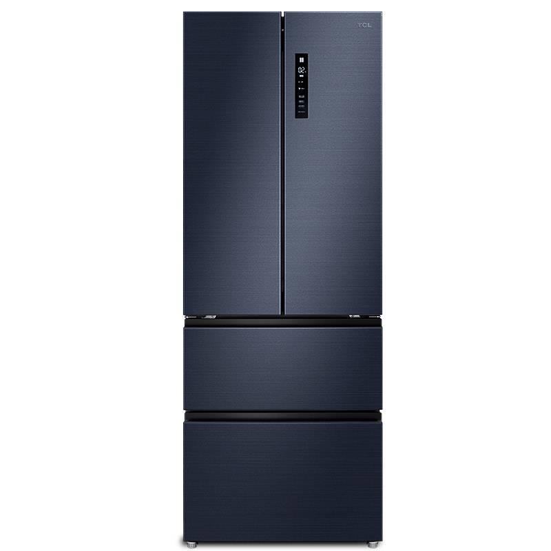 BCD-435WEPZ50煙墨藍 變頻養鮮風冷法式<span style='color:red'>多門</span>冰箱