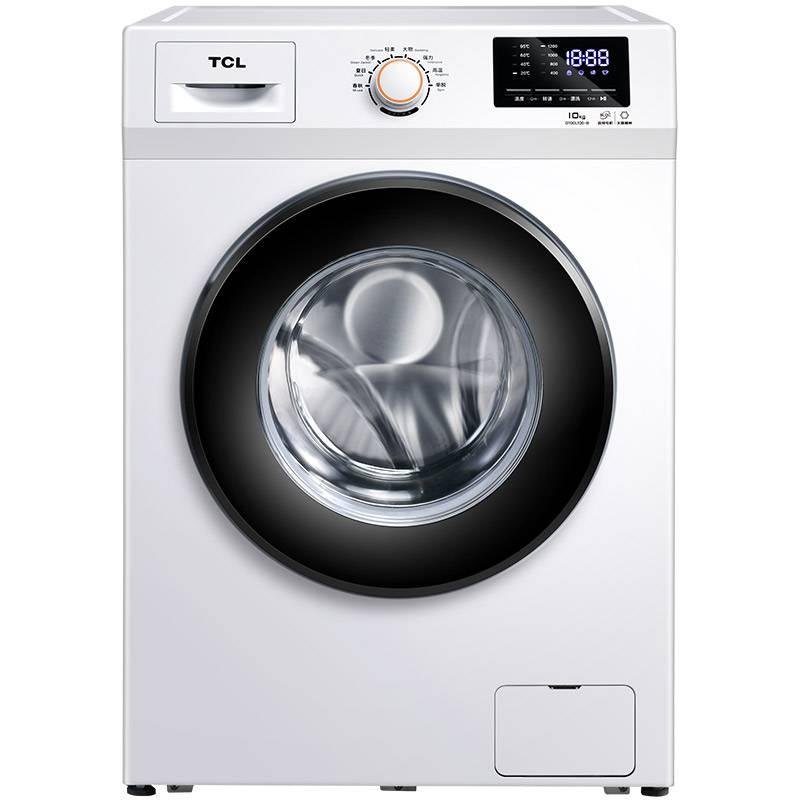 G100L100-B芭蕾白 10公斤一鍵式變頻<span style='color:red'>滾筒</span>洗衣機