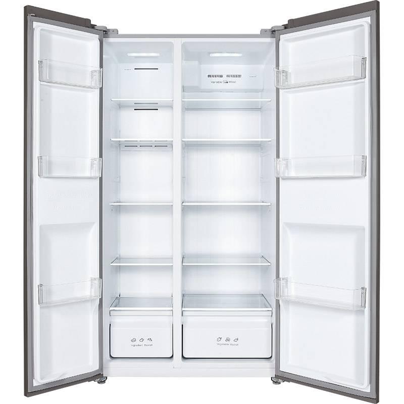 TCL BCD-515WEPZ50典雅銀 515升對開門風冷變頻冰箱