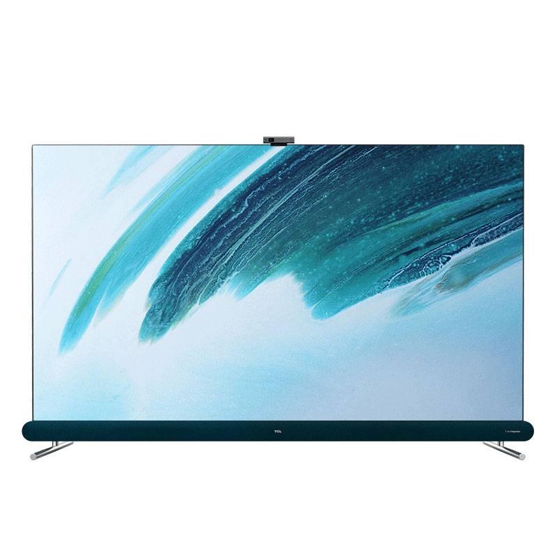 【社交電視】 55Q8 55英寸 音畫雙絕AI社交電視