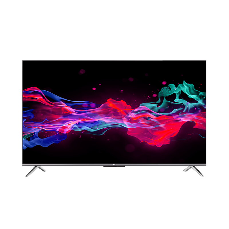 TCL 50V8 50英寸免遙控AI聲控高性能全面屏4K 騰訊云游戲電視