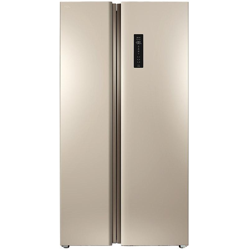 BCD-509WEFA1流光金 509升对开门/双开门式风冷双门冰箱