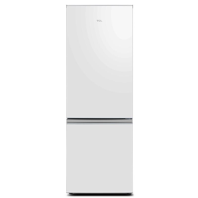 BCD-186C闪白银 186升快速制冷静音实用双门冰箱
